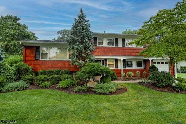 109 Laurel Dr, Springfield Twp., NJ 07081 (MLS #3746515) :: The Dekanski Home Selling Team