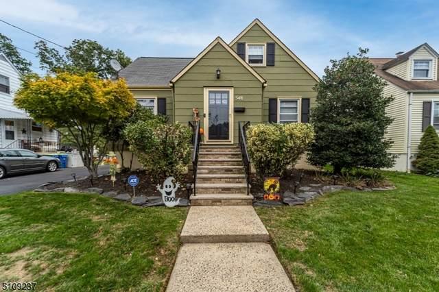 548 Washington St, Bound Brook Boro, NJ 08805 (MLS #3746530) :: The Dekanski Home Selling Team