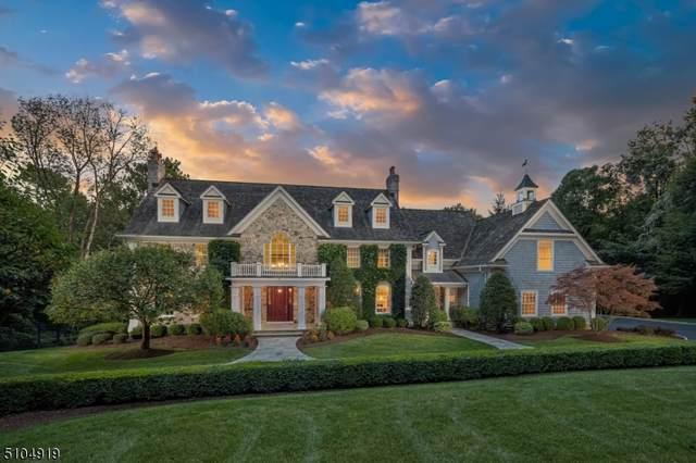 330 Mount Harmony Rd, Bernardsville Boro, NJ 07924 (#3746532) :: Rowack Real Estate Team