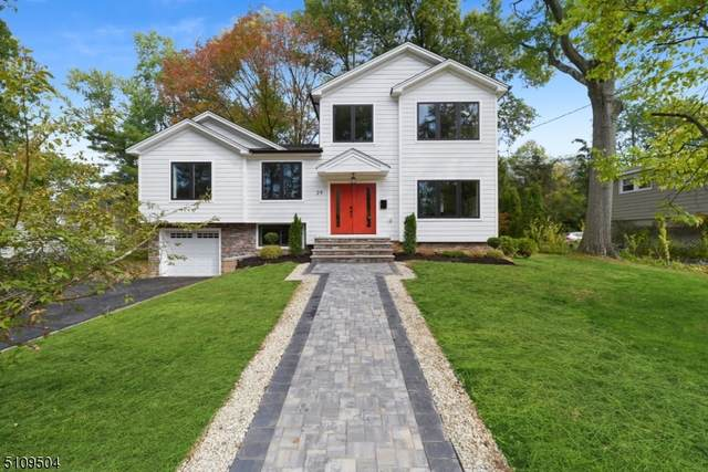 29 Fay Place, Summit City, NJ 07901 (MLS #3746556) :: Coldwell Banker Residential Brokerage