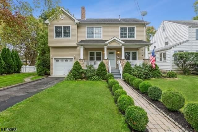441 Spruce Ave, Garwood Boro, NJ 07027 (MLS #3746559) :: The Dekanski Home Selling Team