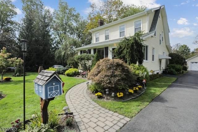 56 Passaic Ave, Livingston Twp., NJ 07039 (MLS #3746613) :: Zebaida Group at Keller Williams Realty