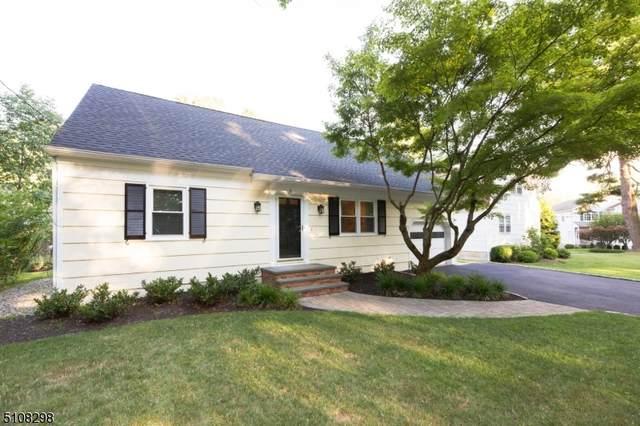 3 Daniel St, Chatham Twp., NJ 07928 (MLS #3746627) :: SR Real Estate Group
