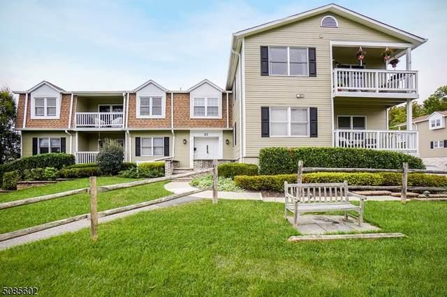 23 Heritage Dr Unit 23I 23 I, Chatham Twp., NJ 07928 (MLS #3746634) :: SR Real Estate Group