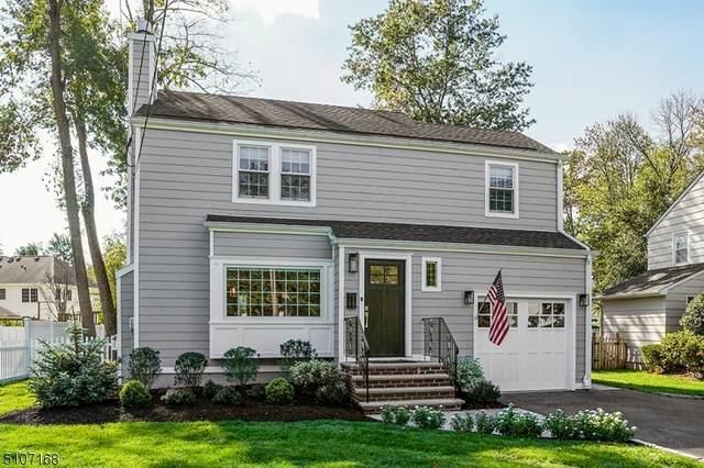 256 Woodland Ave, Summit City, NJ 07901 (MLS #3746642) :: Zebaida Group at Keller Williams Realty
