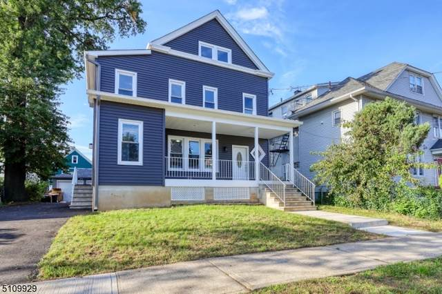 55 Bond St, Passaic City, NJ 07055 (MLS #3746647) :: The Karen W. Peters Group at Coldwell Banker Realty