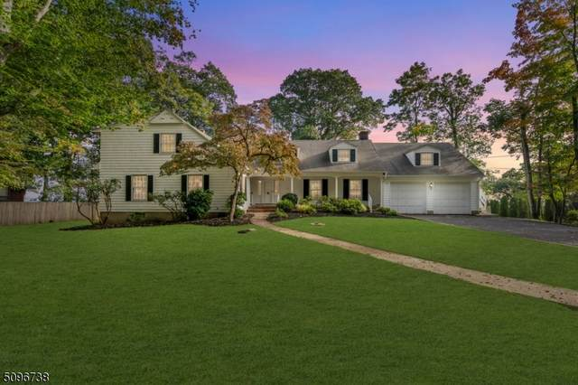 60 Hillcrest Rd, Bridgewater Twp., NJ 08836 (#3746697) :: NJJoe Group at Keller Williams Park Views Realty