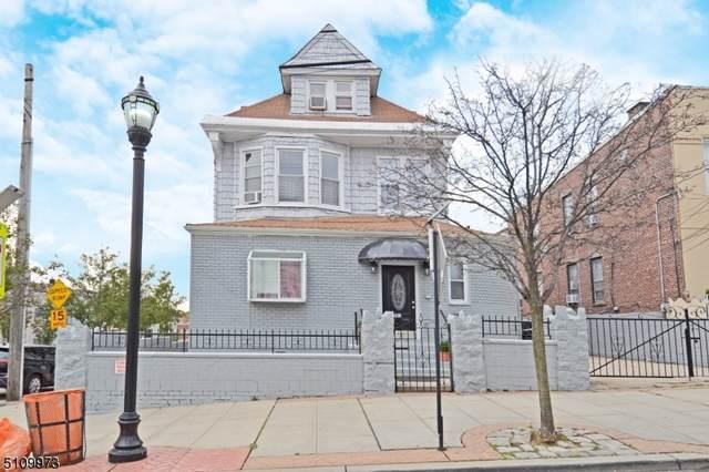 1501 Central Ave, Union City, NJ 07087 (MLS #3746765) :: Zebaida Group at Keller Williams Realty