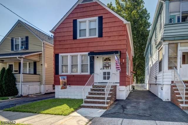 427 Brook Street, Linden City, NJ 07036 (MLS #3746776) :: The Karen W. Peters Group at Coldwell Banker Realty