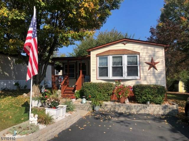 195 W Main St #33, Chester Boro, NJ 07930 (MLS #3746820) :: SR Real Estate Group