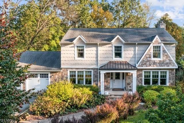 689 River Rd, Chatham Twp., NJ 07928 (MLS #3746821) :: SR Real Estate Group