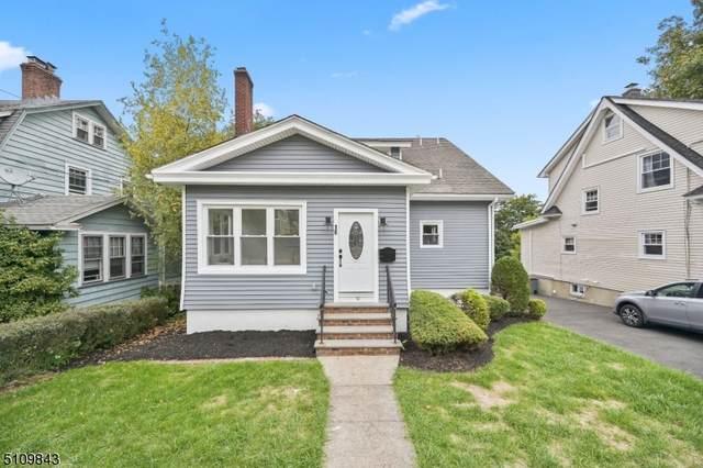 16 Oxford Ter, West Orange Twp., NJ 07052 (MLS #3746839) :: Coldwell Banker Residential Brokerage