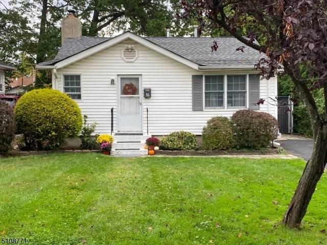36 Longview Ave, Parsippany-Troy Hills Twp., NJ 07034 (MLS #3746906) :: Kaufmann Realtors