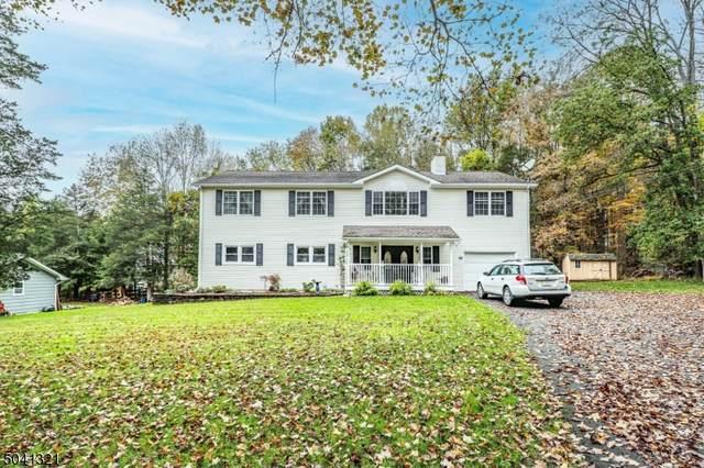 905 Crest Rd, Stillwater Twp., NJ 07860 (#3746924) :: Rowack Real Estate Team