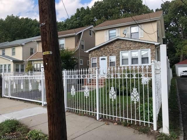 31 Vailsburg Ter #1, Newark City, NJ 07106 (MLS #3746931) :: The Dekanski Home Selling Team