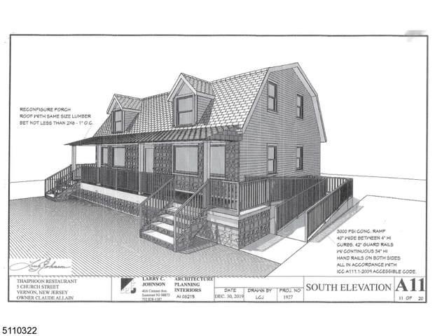 5 Church St, Vernon Twp., NJ 07462 (MLS #3747009) :: Zebaida Group at Keller Williams Realty