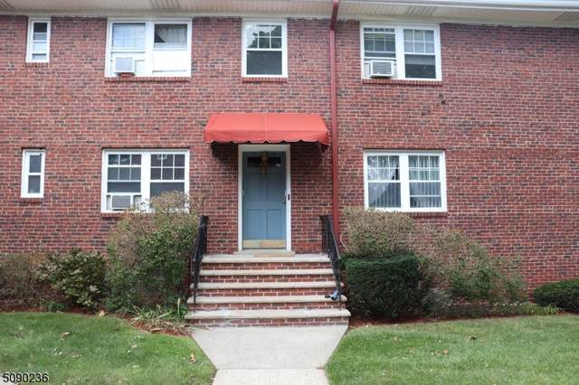 152 Belleville Ave #9, Bloomfield Twp., NJ 07003 (MLS #3747044) :: The Karen W. Peters Group at Coldwell Banker Realty