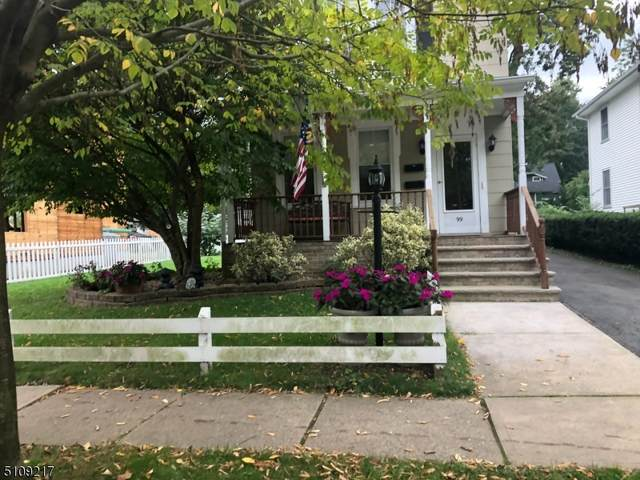 99 Brookfield Ave #2, Nutley Twp., NJ 07110 (MLS #3747102) :: Pina Nazario