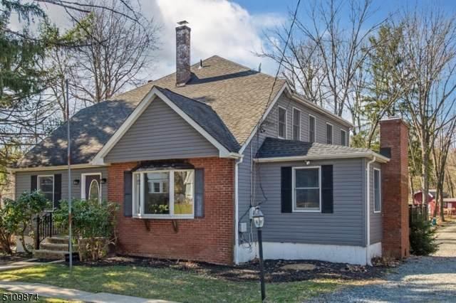 60 Woodland Rd, Mendham Twp., NJ 07869 (MLS #3747164) :: RE/MAX Select