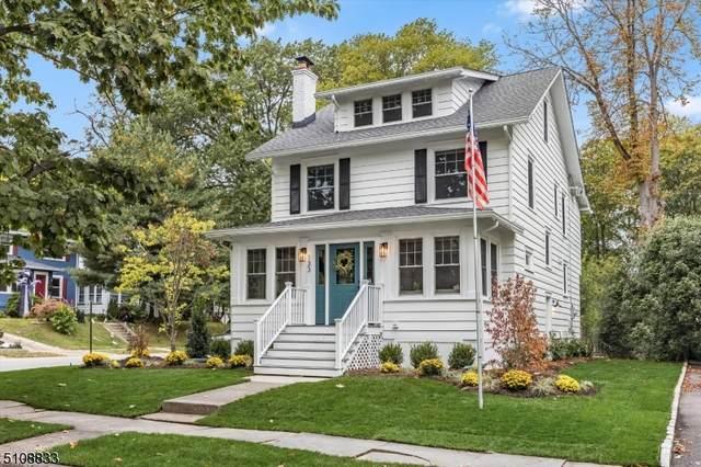 133 Linden Ave, Glen Ridge Boro Twp., NJ 07028 (MLS #3747189) :: Coldwell Banker Residential Brokerage