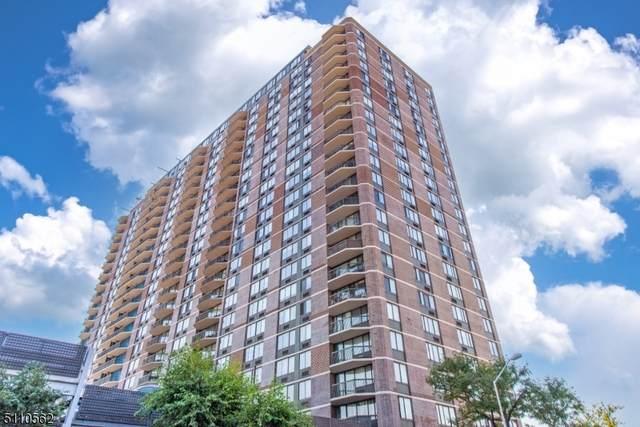 770 Anderson Ave 11J 11J, Cliffside Park Boro, NJ 07010 (MLS #3747200) :: SR Real Estate Group