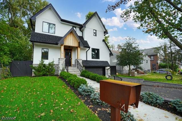 24 Stephen St, Montclair Twp., NJ 07042 (MLS #3747202) :: SR Real Estate Group