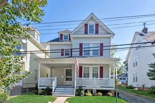 11 Harrison St, Morristown Town, NJ 07960 (MLS #3747245) :: SR Real Estate Group