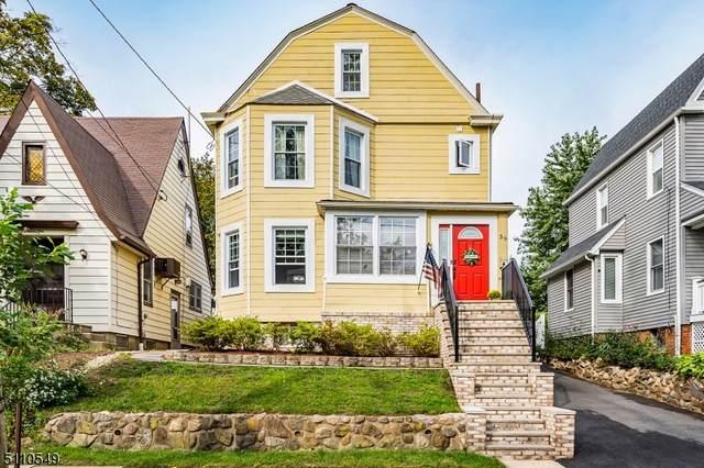 39 Oakridge Rd, West Orange Twp., NJ 07052 (#3747267) :: Rowack Real Estate Team