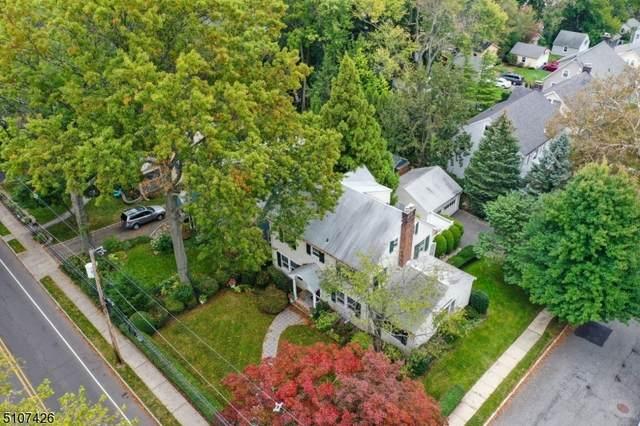 470 Ridgewood Road, Maplewood Twp., NJ 07040 (MLS #3747305) :: Zebaida Group at Keller Williams Realty