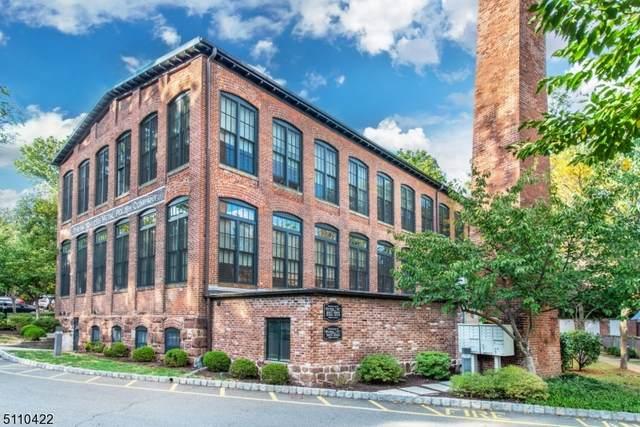 25 Clark Street Unit 209 #209, Glen Ridge Boro Twp., NJ 07028 (MLS #3747377) :: Coldwell Banker Residential Brokerage