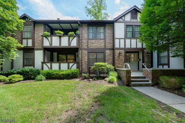 22 Heritage Dr A, Chatham Twp., NJ 07928 (MLS #3747410) :: SR Real Estate Group
