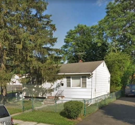 1333 E 2Nd St, Plainfield City, NJ 07062 (MLS #3747480) :: The Dekanski Home Selling Team