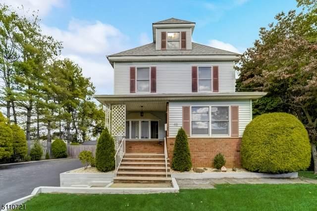 48 Parker St, East Brunswick Twp., NJ 08816 (#3747502) :: Rowack Real Estate Team