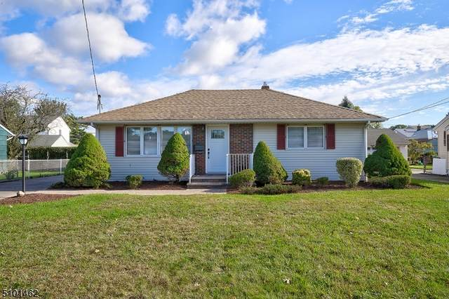 282 Notch Rd, Clifton City, NJ 07013 (MLS #3747503) :: Coldwell Banker Residential Brokerage