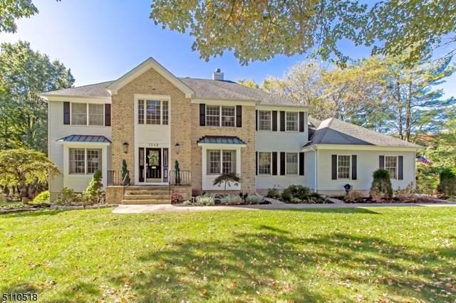 1548 Washington Valley Rd, Bridgewater Twp., NJ 08807 (MLS #3747505) :: Coldwell Banker Residential Brokerage