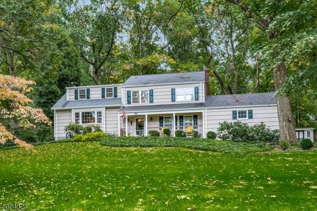 50 Dryden Rd, Bernards Twp., NJ 07920 (MLS #3747522) :: RE/MAX Select