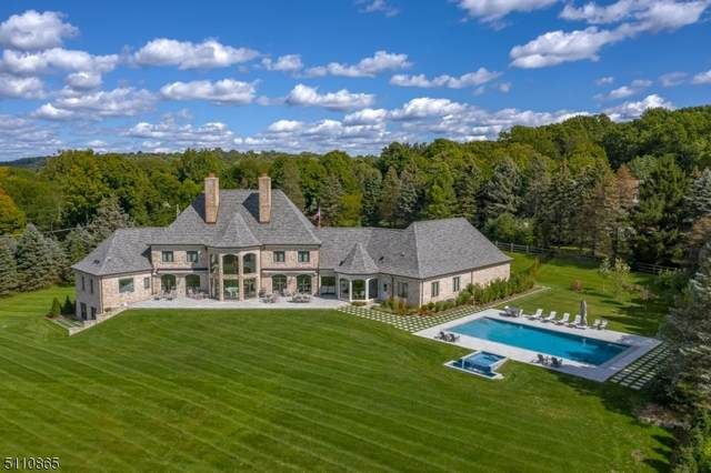 110 Clark Rd, Bernardsville Boro, NJ 07924 (#3747531) :: Rowack Real Estate Team