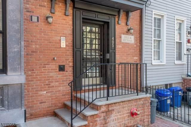 405 Adams St #4, Hoboken City, NJ 07030 (MLS #3747557) :: Zebaida Group at Keller Williams Realty