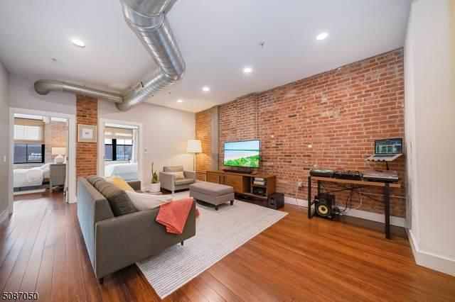 650 Montgomery Street #204, Jersey City, NJ 07306 (MLS #3747565) :: PORTERPLUS REALTY