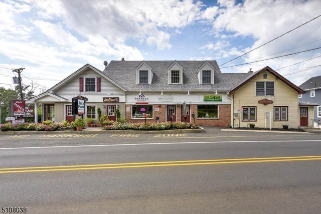 1936 Washington Valley Rd, Bridgewater Twp., NJ 08836 (MLS #3747575) :: Zebaida Group at Keller Williams Realty