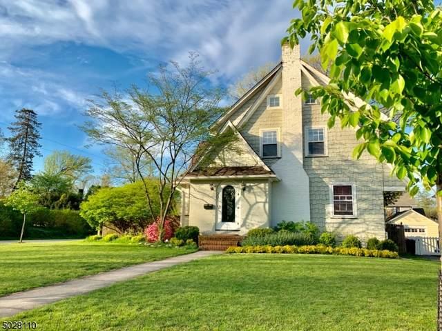 301 Hazel Ave, Westfield Town, NJ 07090 (MLS #3747579) :: The Dekanski Home Selling Team