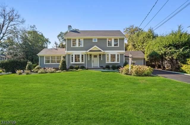 1101 Wychwood Rd, Westfield Town, NJ 07090 (MLS #3747582) :: The Dekanski Home Selling Team