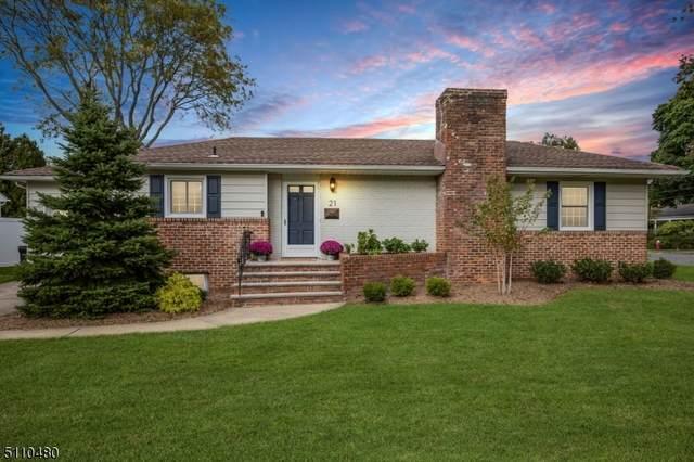 21 Mohawk Trl, Westfield Town, NJ 07090 (MLS #3747615) :: The Dekanski Home Selling Team