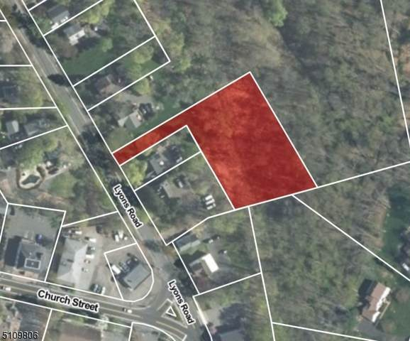 518 Lyons Rd, Bernards Twp., NJ 07920 (MLS #3747644) :: SR Real Estate Group