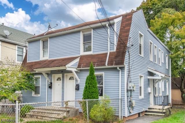 82 Mission St, Montclair Twp., NJ 07042 (MLS #3747654) :: Zebaida Group at Keller Williams Realty