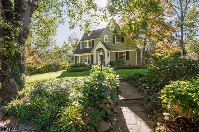 74 Whitney Rd, Millburn Twp., NJ 07078 (#3747675) :: Jason Freeby Group at Keller Williams Real Estate