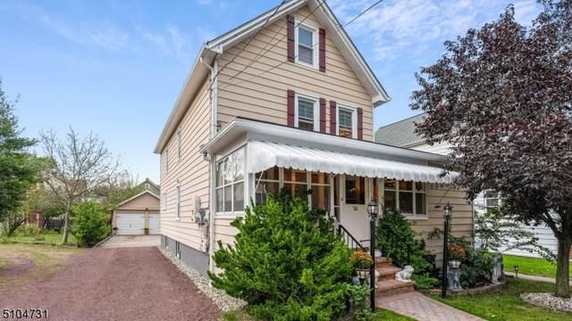 24 Codington St, Raritan Boro, NJ 08869 (#3747681) :: Jason Freeby Group at Keller Williams Real Estate