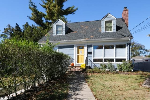 19 Fundus Rd, West Orange Twp., NJ 07052 (MLS #3747693) :: Zebaida Group at Keller Williams Realty