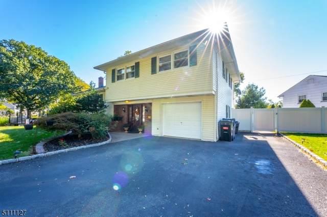 135 Briarheath Ln, Clark Twp., NJ 07066 (#3747710) :: NJJoe Group at Keller Williams Park Views Realty