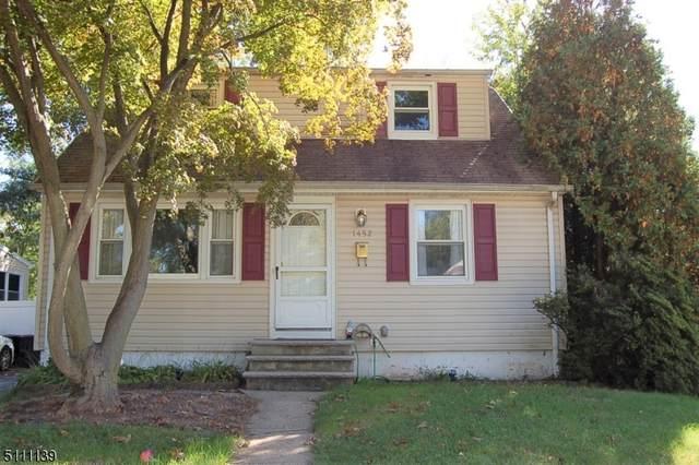1452 E Front St, Plainfield City, NJ 07062 (#3747716) :: Rowack Real Estate Team